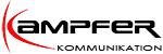 Logo KAMPFER KOMMUNIKATION